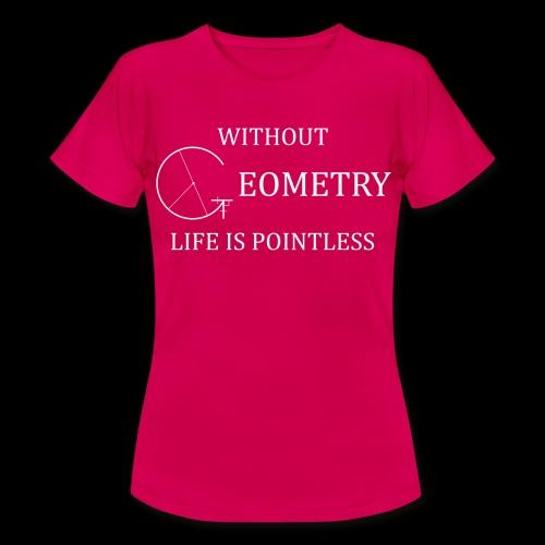 Geometry 3 - Women's T-Shirt