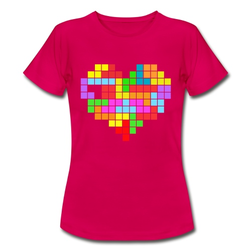 Heart T - Women's T-Shirt