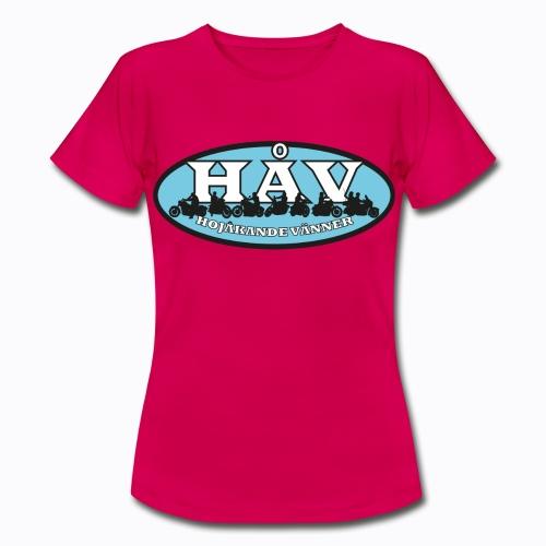 HA V - T-shirt dam