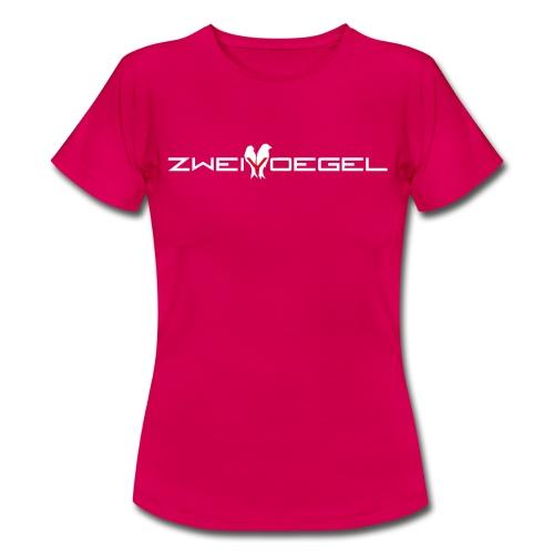 Zweivoegel Logo png ws png - Frauen T-Shirt