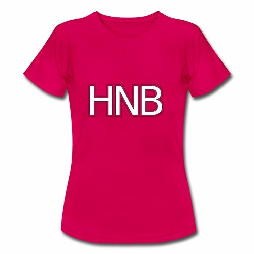 HNBlogo4 - T-skjorte for kvinner