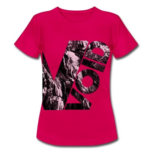 VOID series - Design 3 - Frauen T-Shirt
