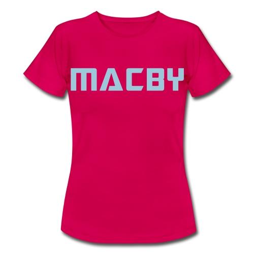 Macby coloré - T-shirt Femme