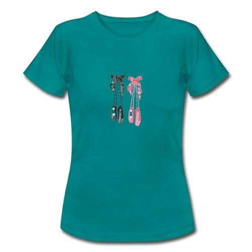 All That Dance - T-shirt Femme