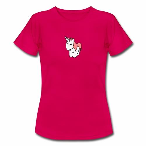 einhorn regenbogen einzeln 15228 - Frauen T-Shirt