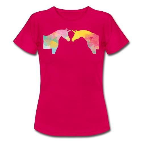 Unicorn Love - Naisten t-paita