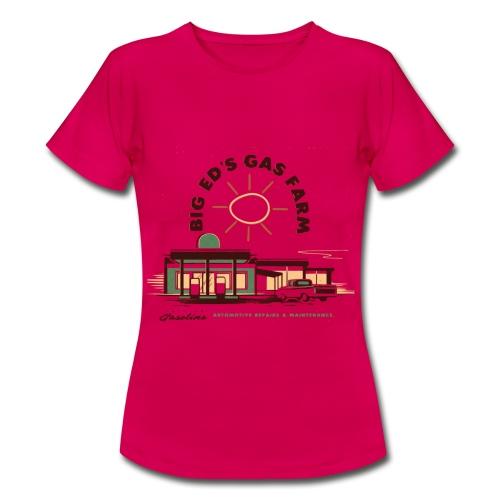 BIG ED'S GAS FARM - Maglietta da donna