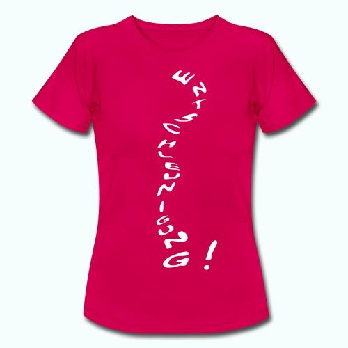 entschleunigung - Women's T-Shirt