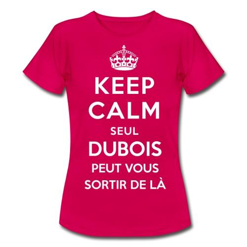 keepcalmpeutvoussortirdel - T-shirt Femme