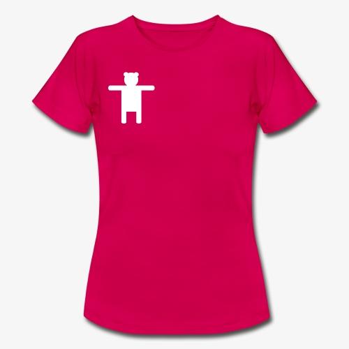 Women's Pink Premium T-shirt Ippis Entertainment - Naisten t-paita