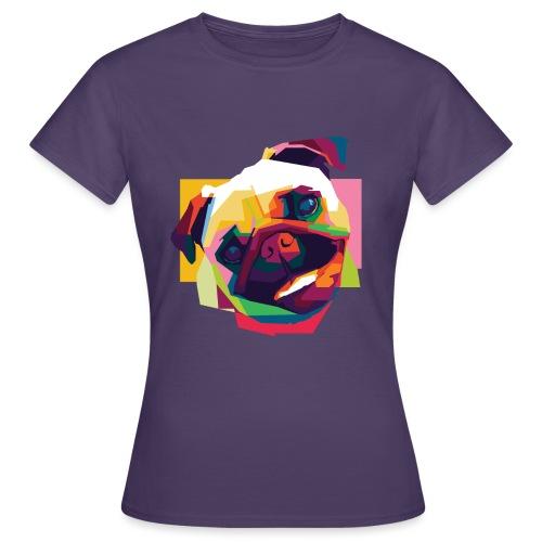 MOPS P3TSHIRT WPAP - Frauen T-Shirt