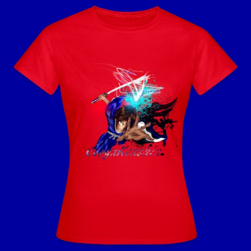 ANIME CORYXKENSHIN - Women's T-Shirt