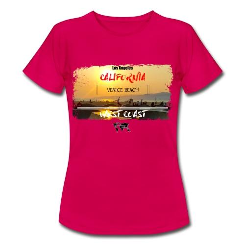 California T-Shirt - Maglietta da donna
