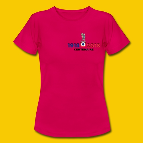 CENTENAIRE - T-shirt Femme