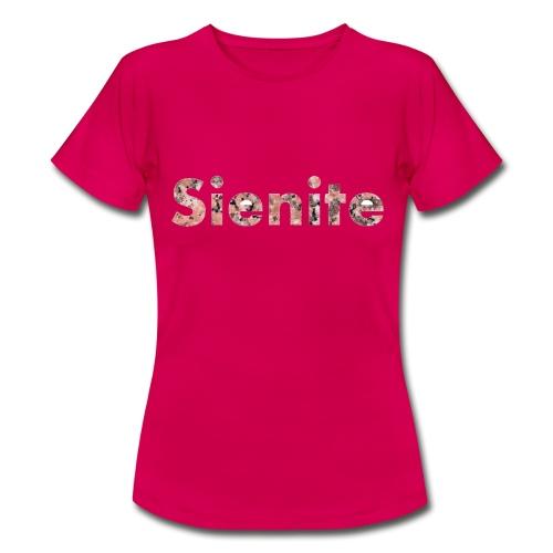 Sienite - Camiseta mujer
