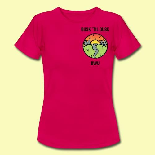 B.W.U Design Competition Design #2 - Women's T-Shirt