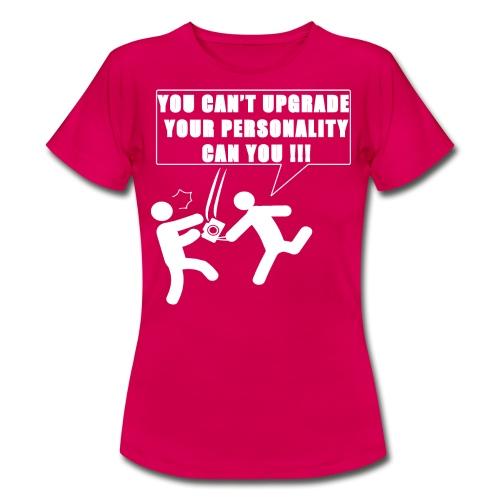 personalitywhite - Women's T-Shirt