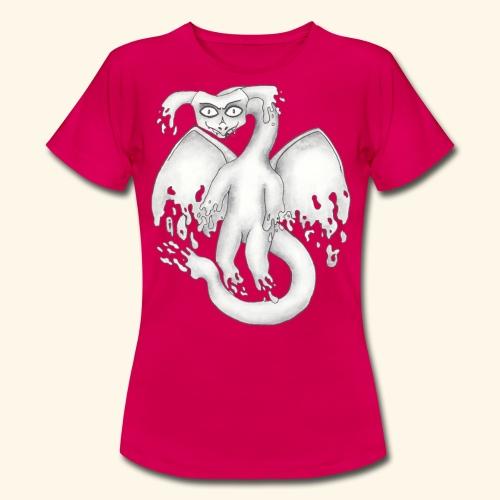 Spökdrake - T-shirt dam