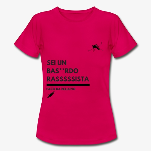 Paco Da Belluno - Maglietta da donna
