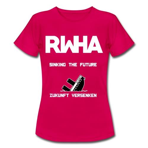 sink2 png - Frauen T-Shirt