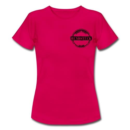 Rundstück schwarz png - Frauen T-Shirt