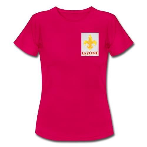 La Zone - Dame-T-shirt