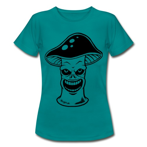 Happy Pilz - Frauen T-Shirt