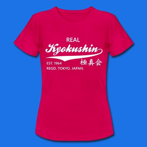 Kyokushin est 1964 - Vrouwen T-shirt