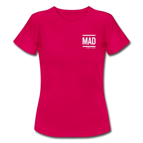 MAD Madrid Barajas International Airport - Women's T-Shirt