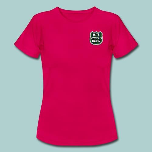 Wappen Westfalia Ruhr freigest quadr - Frauen T-Shirt