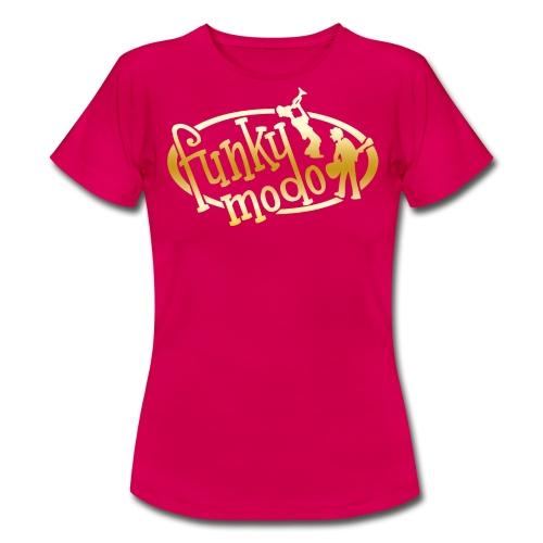 funkymodo shiny - Frauen T-Shirt