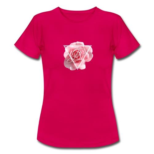 Rose Logo - Women's T-Shirt
