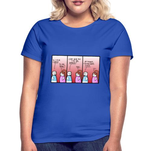 orage - T-shirt Femme