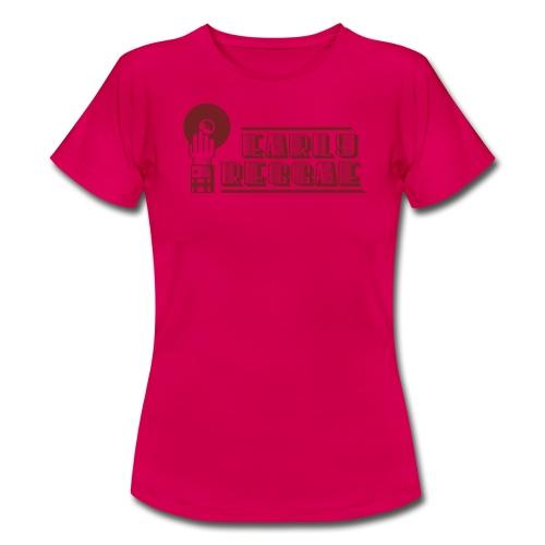Early Reggae Ska Music - Camiseta mujer
