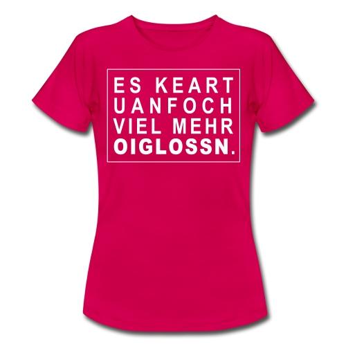 oilossn - Frauen T-Shirt