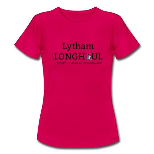 Lytham Longhaul Classic Logo - Women's T-Shirt