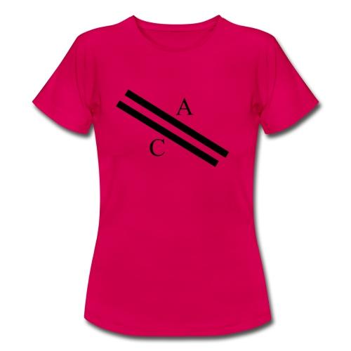 A\\C - T-shirt Femme