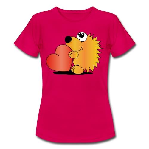 Igelchen - Frauen T-Shirt