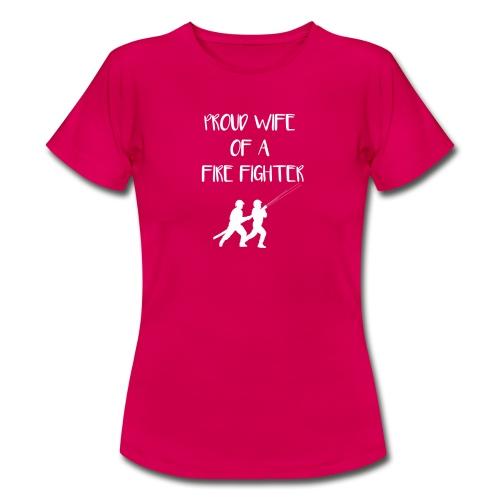 Fire Fighter - Frauen T-Shirt