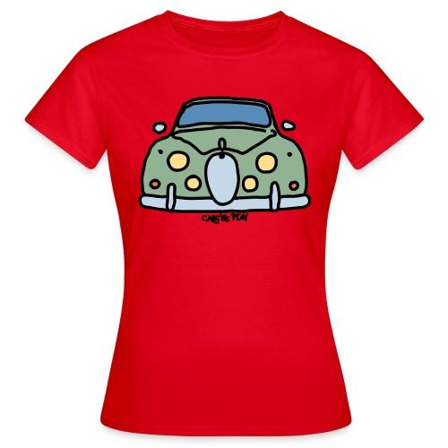 voiture mythique anglaise - T-shirt Femme