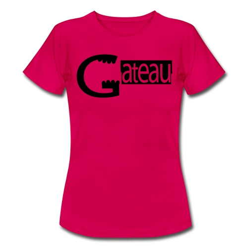 Gateau - T-shirt Femme