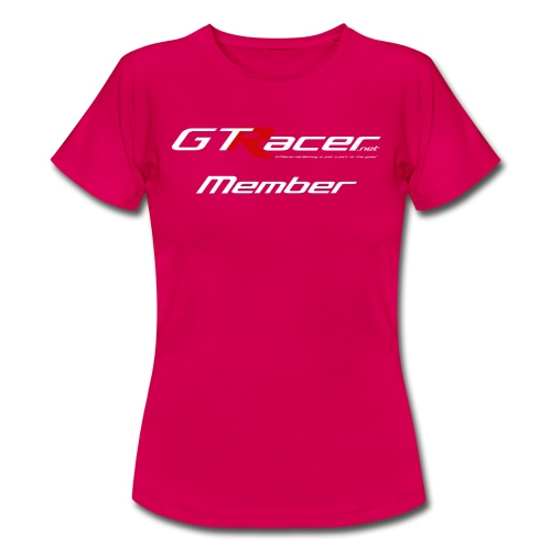 gtr shirtpulsar81 - Vrouwen T-shirt
