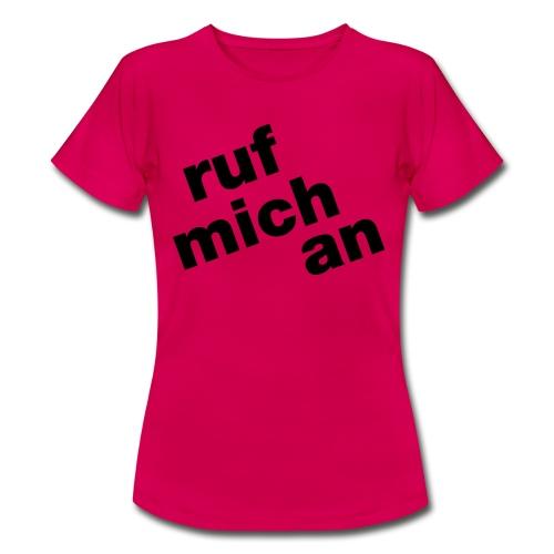ruf - Frauen T-Shirt