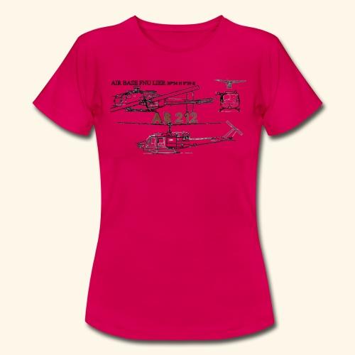 ab212 AIR BASE FENOSU - Maglietta da donna