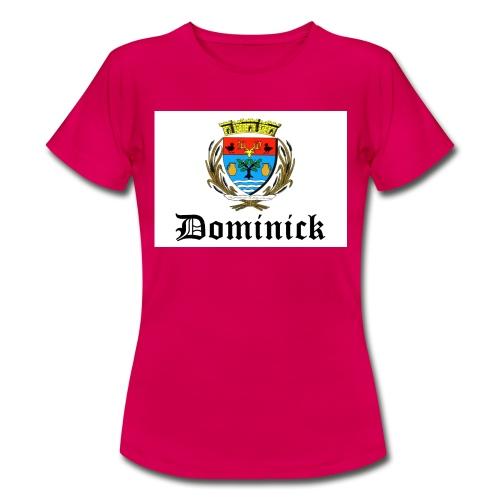dom 5 - T-shirt Femme