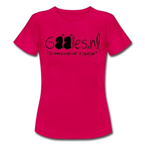 gaaies - Vrouwen T-shirt