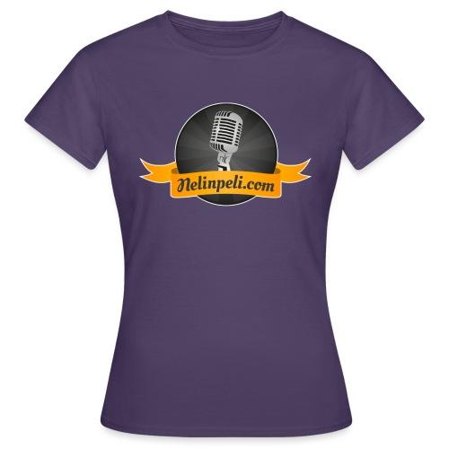 Nelinpelin logo - Naisten t-paita