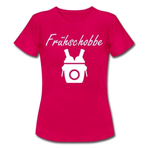 fruehschobbe white - Frauen T-Shirt