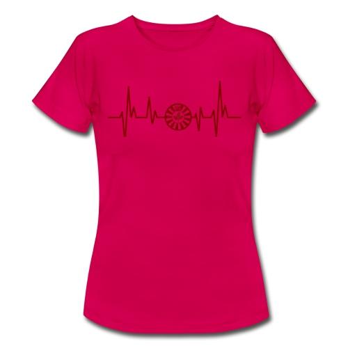 RT-Hearbeat - Frauen T-Shirt
