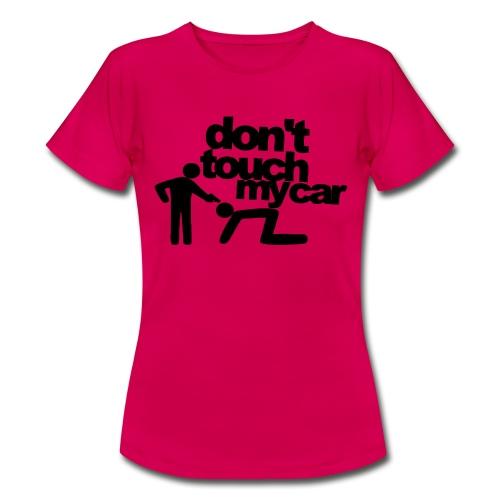 für Auto Liebhaber unter uns - Frauen T-Shirt